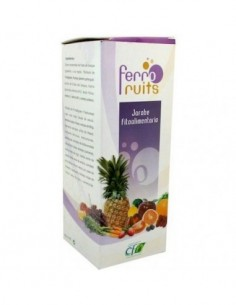 Ferrofruits jarabe 500ml -Cfn-