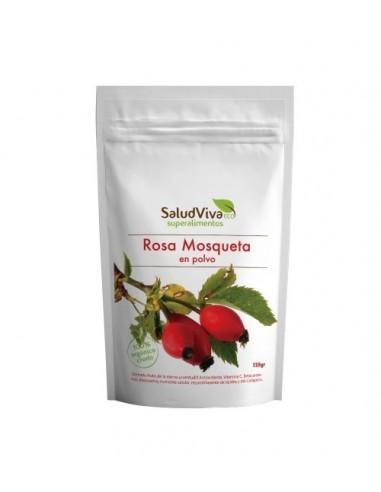 Rosa Mosqueta ecológico en polvo de Salud Viva