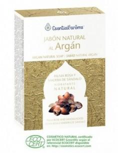 Pastilla de Jabón de Argán BIO esential aroms