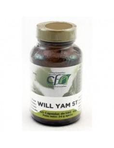 WILD YAM ST 60caps  CFN