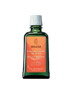 Aceite para masaje con Árnica Weleda 100ml