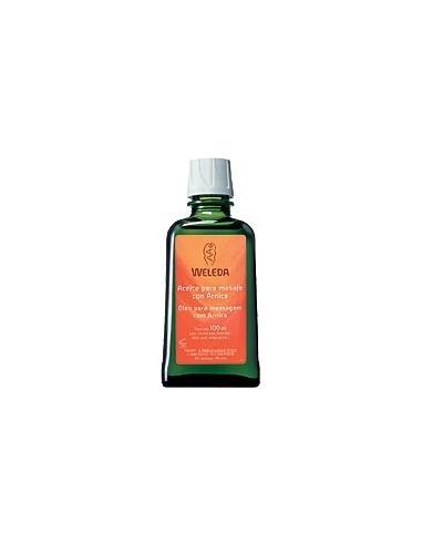 Aceite para masaje con Árnica 100ml...