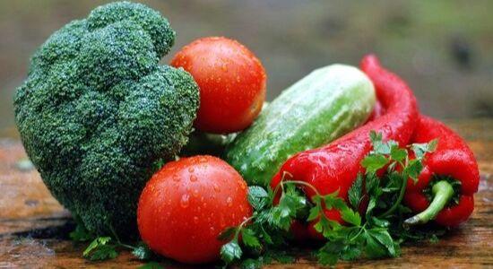 Alimentación saludable Octubre