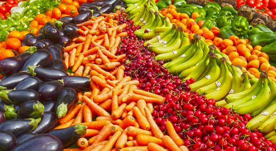 Los beneficios de la comida vegetariana